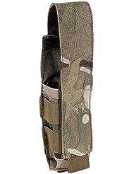 Tasmanian Tiger cartuchera TT SGL Mag pouchmp740Round MC, MultiCam, 21x 5x 3cm, 0,1l, 7769
