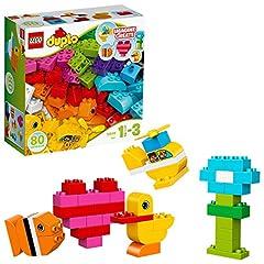 Idea Regalo - LEGO Duplo 10848 - Set Costruzioni I Miei Primi Mattoncini
