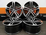 4 Alufelgen Ultra Wheels UA10 18 Zoll passend für Seat Alhambra Altea Toledo 5P Leon 1P 5F ST FR Cupra NEU