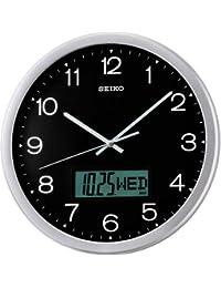 Seiko QXL007A - Reloj analógico y digital unisex