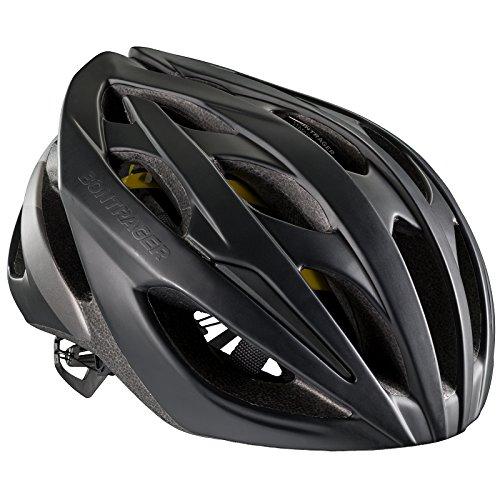 Bontrager Starvos Rennrad Fahrrad Helm schwarz 2018: Größe: XL (60-66cm)