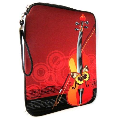 Abdeckung ipad tablette violine neopren (10). Abdeckung Für Violine