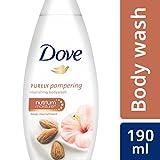 #3: Dove Body Wash, Almond Cream and Hibiscus, 190ml