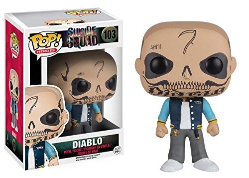 Funko Pop El Diablo (Escuadrón Suicida 103) Funko Pop Escuadrón Suicida