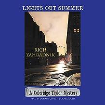 LIGHTS OUT SUMMER LIB/E     7D (Coleridge Taylor Mystery)