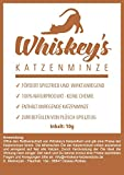 Whiskey's 5er Set Matatabi Katzensticks - Katzen-spielzeug Katzenminze & Zahnpflege Kau-Sticks gegen Mundgeruch & Zahnstein - Beschäftigung - Katzen-Leckerlie-s (Packung mit 5 Stück)