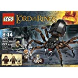 LEGO The Lord of the Rings Hobbit Shelob Attacks