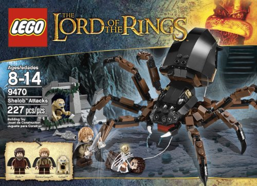 LEGO-The-Lord-of-the-Rings-Hobbit-Shelob-Attacks