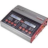 Voltcraft Modellbau-Multifunktionsladegerät 12 V, 230V 10A V-Charge 200 Duo Blei, NiMH, NiCd, LiPo,