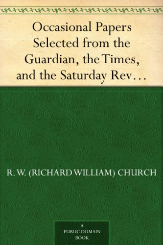 occasional-papers-selected-from-the-guardian-the-times-and-the-saturday-review1846-1890