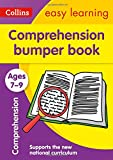 Comprehension Bumper Book Ages 7-9: bursting with motivating and fun reading comprehension activities (Collins Easy Learning KS2)