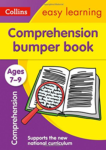 Comprehension Bumper Book Ages 7-9 (Collins Easy Learning KS2) por Collins Easy Learning