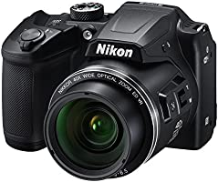"Nikon COOLPIX B500 Bridge camera 16MP 1/2.3"" CMOS 4608 x 3456pixels Black - digital cameras (Bridge camera, 16 MP, 1/2.3"", CMOS, 4608 x 3456 pixels, 4608 x 3456, 3264 x 2448, 2272 x 1704, 1600 x 1200, 4608 x 2592, 3456 x 3456)"