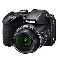 Réussissez très simplement des images d'une excellente qualité grâce au Nikon COOLPIX B500. Explorez la puissance de son zoom optique NIKKOR 40x, extensible jusqu'à 80x grâce à la fonction Dynamic Fine Zoom, qui vous place au cœur de l'action tout en...