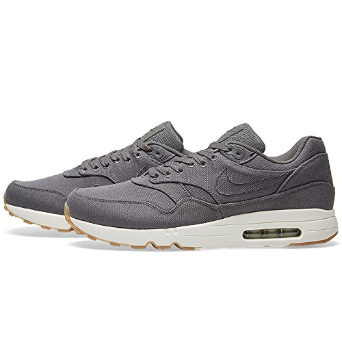 NIKE Air Max 1Ultra 2.0TXT Sneaker Chaussures de sport Chaussures pour Homme Beige (Pale Grey/Summit White)