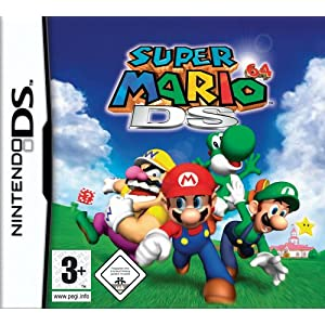 Super Mario 64 DS [Wii U Download Code]