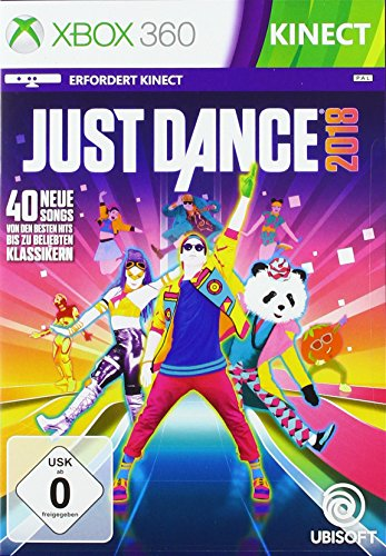 Just Dance 2018 - [Xbox 360] (Dance 360 Kinect Just)