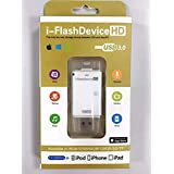 Tenlacum USB 3.0 Fast iFlash dispositivo OTG TF Micro SD lector de tarjetas de memoria 8 pines para iPhone 5 5S 6 6S 6S 7 7 Plus SE iPad