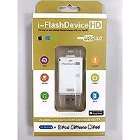 Tenlacum USB 3.0 Fast iFlash dispositivo OTG TF Micro SD lector de tarjetas de memoria 8 pines para iPhone 5 5S 6 6S 6S 7 7 Plus SE iPad