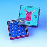 #2: Club 147 CUE TIP 9MM (Pack of 50 Piece)