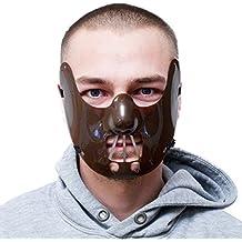 Maschera stile di Hannibal Lecter