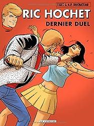 Ric Hochet - tome 76 - Dernier duel
