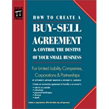How to Create a Buy-Sell Agreement and Control the Destiny of Your Small Business with Disk