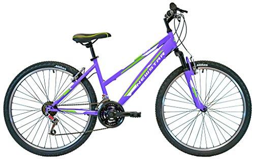 New Star 87MS311A - Bicicleta BTT 26' para mujer