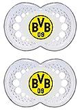 MAM 66708401 Original Silikon 16+'Borussia Dortmund, transparent