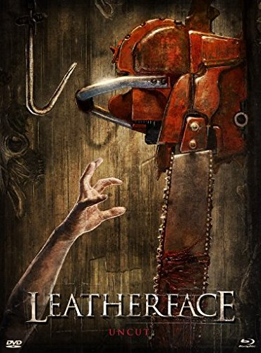 Leatherface - The Source of Evil - Digipack (+ DVD) [Blu-ray] [Limited Edition]