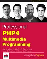 Professional PHP 4 Multimedia Programming