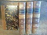 Oeuvres complètes de Sénèque - 4 tomes - nouvelle édition très soigneusement revue par Charpentier et Felix Lemaitre Garnier frères libraires éditeurs -