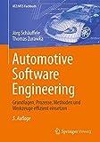 Automotive Software Engineering: Grundlagen, Prozesse, Methoden und Werkzeuge effizient einsetzen (ATZ/MTZ-Fachbuch)