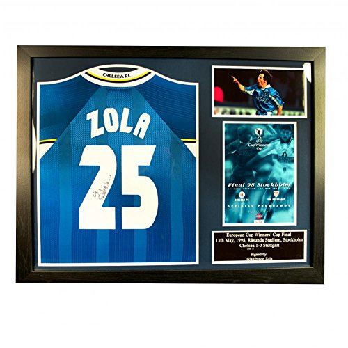 Chelsea-FC-Zola-Signed-Shirt-Framed-Official-Merchandise