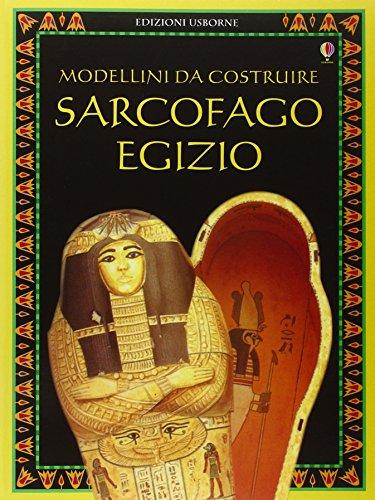 Sarcofago egizio. Modellini da costruire