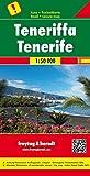 Freytag Berndt Autokarten, Teneriffa - Maßstab 1:50.000 (freytag & berndt Auto + Freizeitkarten)