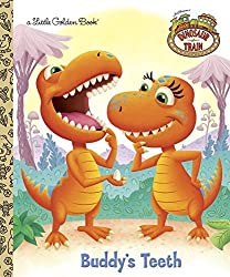 Buddy's Teeth (Dinosaur Train) (Little Golden Book) by Golden Books (2012-08-07)
