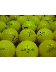 Longridge Lot de 100 balles de golf de récupération mélangées Grade B