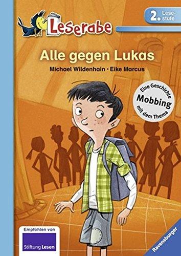 Buchcover Alle gegen Lukas (Leserabe - 2. Lesestufe)