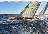 Yacht Classic - Kalender 2019 - Delius-Klasing-Verlag - Nico Krauss fotografiert klassische Yachten - Wandkalender mit grandiosen Aufnahmen - 67,5 cm x 47 cm - Segelkalender - Yachtsport