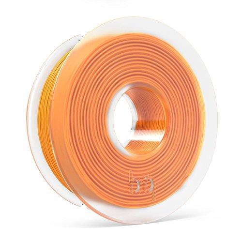 BQ - Filamento PLA de diámetro 1.75 mm, 300 g, Color Vitamine Orange