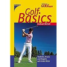 Golf Basics: Technik, Praxis und Regeln auf einen Blick