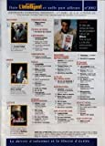 Telecharger Livres JEUNE AFRIQUE L INTELLIGENT N 2092 du 13 02 2001 ARAFAT ET SHARON Y AURA T IL UN SURVIVANT PAR BECHIR BEN YAHMED MARCEL PEJU ET CHERIF OUAZANI MAROC MAINS PROPRES A RABAT RC CONGO CE QUE PEUT FAIRE KABILA FRANCE QUI A PEUR D ALFRED SIRVEN OU VA LE BURKINA FILS DE LAURENT DESIRE OU PAS JOSEPH KABILA SE DEMARQUE DRISS LACHGAR LOCKERBIE KADDAFI SIDA MAROC TUNISE ET FRANCE BAHREIN PETIT EMIR DEVIENDRA ROI OU VA LE BURKINA BEN (PDF,EPUB,MOBI) gratuits en Francaise