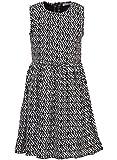 Via Italia Girl's Dress[VGS6J311_Black_7...