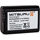 Mitsuru® 8W 7,4V/Batterie originale pour Sony nex-5rl nex-5ry/NEX-6/nex-6l Appareil photo