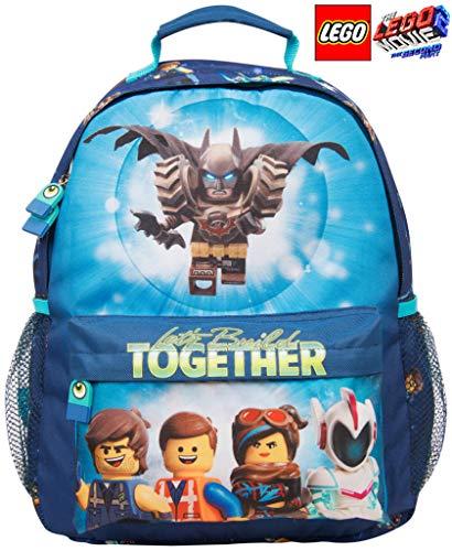 04377c337 Zaino Lego per Bambino Zainetto Elementari Lego Movie Batman