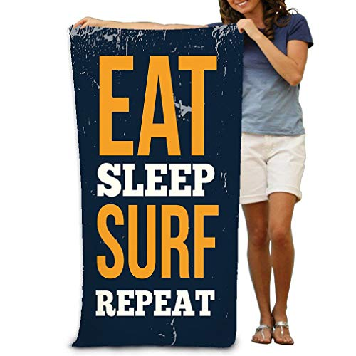 Xunulyn Beach Bath Towel Soft Big 31