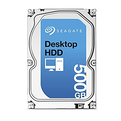 Seagate 500GB 3.5 inch 7200rpm 16MB Cache SATA 3 6MB/S Hard (Sata Disk Drive)