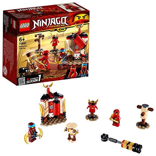 LEGO Ninjago - Addestramento al monastero, 70680