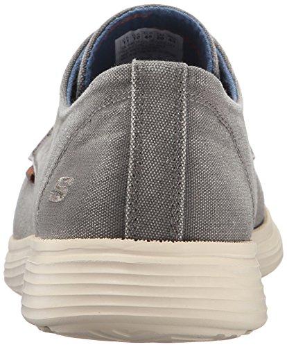 Skechers Herren Status-Borges Sneakers Grün (Olv)